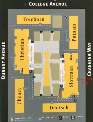 Unit 1 Map.